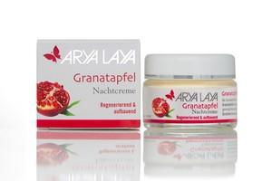 Arya Laya  Granatapfel Nachtcreme 50 ml