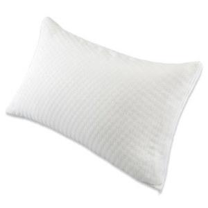 """Nackenstützkissen Visco-Chips Bezug: 100 % Polyester, bi-elastisch, Füllung: Hülle 1 cm Polyurethanschaum, gefüllt mit ca. 700 g viskoelastischen """"Chips"""", 34 x 80 cm"""