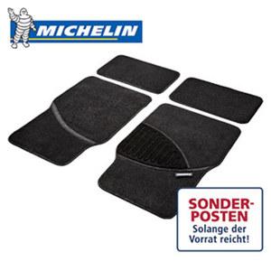 Textil-Fußmatten-Set Style 4-teilig