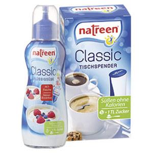 Natreen Feine Süße Spender oder Flüssig jeder Spender/jede 125-ml-Flasche