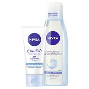 Nivea Feuchtigkeitsspendende Tagescreme, Reichhaltige Tagescreme oder Gesichtswasser jede 50/200-ml-Packung/Flasche