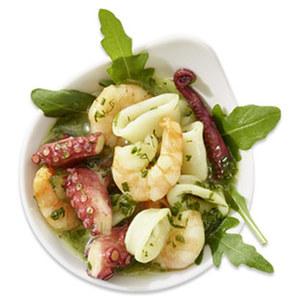 Frutti di Napoli Meeresfrüchtesalat je 100 g