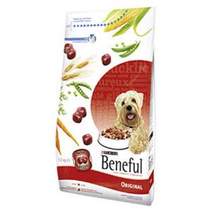 Purina Beneful Hunde-Trockennahrung versch. Sorten, jeder 1,4/1,5-kg-Beutel