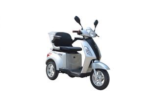 Eycos Best-Ager Trike Silber