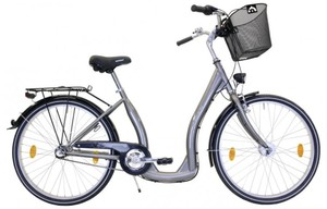 City-Bike Tiefeinsteiger 26