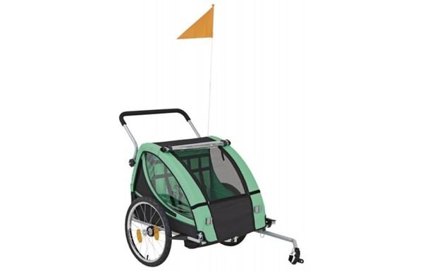 Kinder-Transport-Anhänger