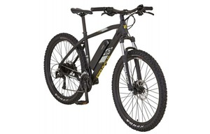 Alu-Mountain-E-Bike 27,5