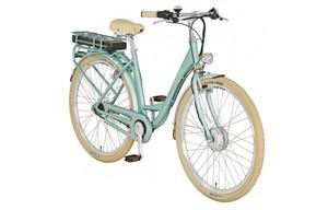 Alu-Damen-E-Bike 28