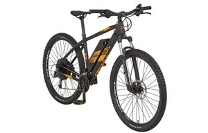 Alu-Mountain-E-Bike 29