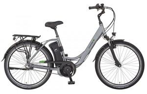 Alu-Damen-Genießer-E-Bike 28