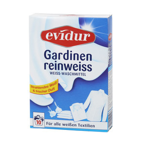 Evidur Gardinen-Reinweiss 600 g