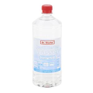 Dr. Starke Destilliertes Wasser 1 Liter