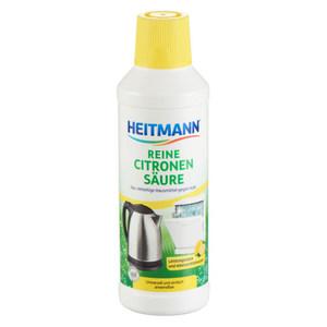 Heitmann Reine Zitronensäure 500 ml