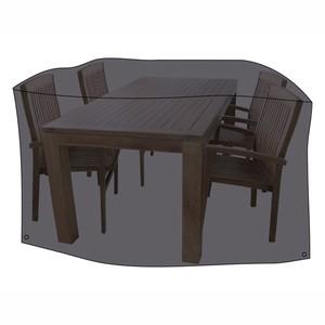 Schutzhülle für Sitzgruppe 200 x 95 cm aus Polyethylen