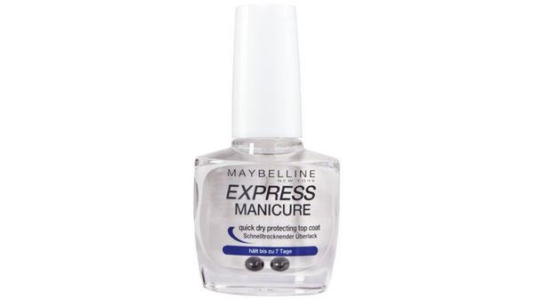 MAYBELLINE NEW YORK Nagellack Express Manicure Überlack
