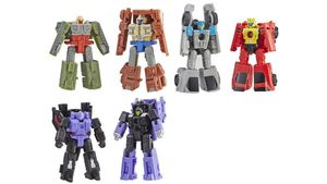Hasbro - Transformers Generations War for Cybertron: Siege Micromaster WFC Action Figure 2-Pack, sortiert