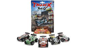 Dickie - Trixx 360 Short Ramp Fahrzeug, sortiert