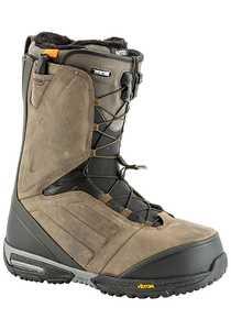 NITRO El Mejor TLS - Snowboard Boots für Herren - Braun
