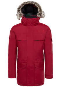 THE NORTH FACE Mcmurdo - Outdoorjacke für Herren - Rot
