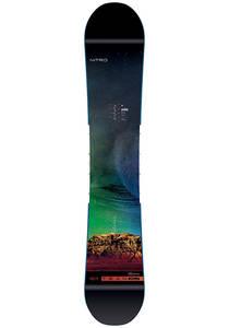 NITRO Team Exposure 157cm - Snowboard für Herren - Mehrfarbig
