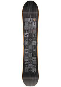 NITRO Magnum 167cm - Snowboard für Herren - Mehrfarbig