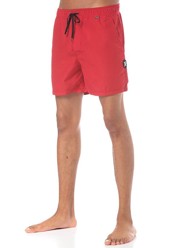 Hurley One & Only Volley 16 - Boardshorts für Herren - Rot
