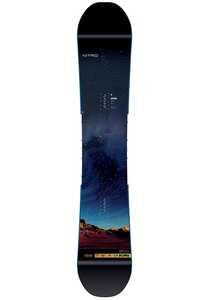 NITRO Team Exposure 159cm - Snowboard für Herren - Weiß