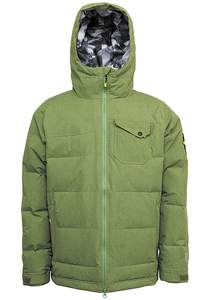 NITRO Maru - Snowboardjacke für Herren - Grün