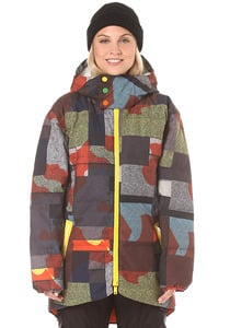 Burton Lablitzt - Snowboardjacke für Damen - Mehrfarbig