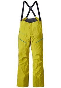 Patagonia PowSlayer Bibs - Snowboardhose für Damen - Grün