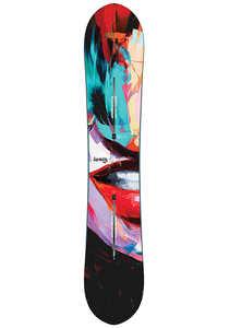 Burton Lip-Stick 149cm - Snowboard für Damen - Mehrfarbig