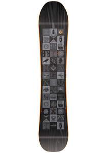 NITRO Magnum 159cm - Snowboard für Herren - Grau