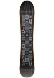 NITRO Magnum 163cm - Snowboard für Herren - Mehrfarbig