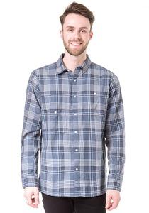 Hurley Aaron Flannel L/S - Hemd für Herren - Blau