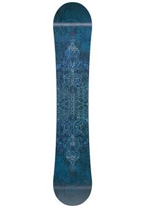 NITRO Mystique 146cm - Snowboard für Damen - Blau