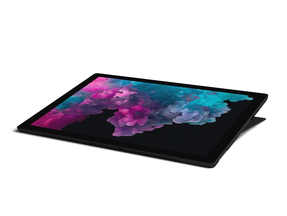 Bild 4 von Microsoft Surface Pro 6, Intel Core i7 (8. Gen), 8 GB RAM, 256 GB SSD, schwarz