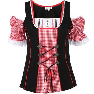 """Damen Trachten Miedershirt """"Franzi"""""""