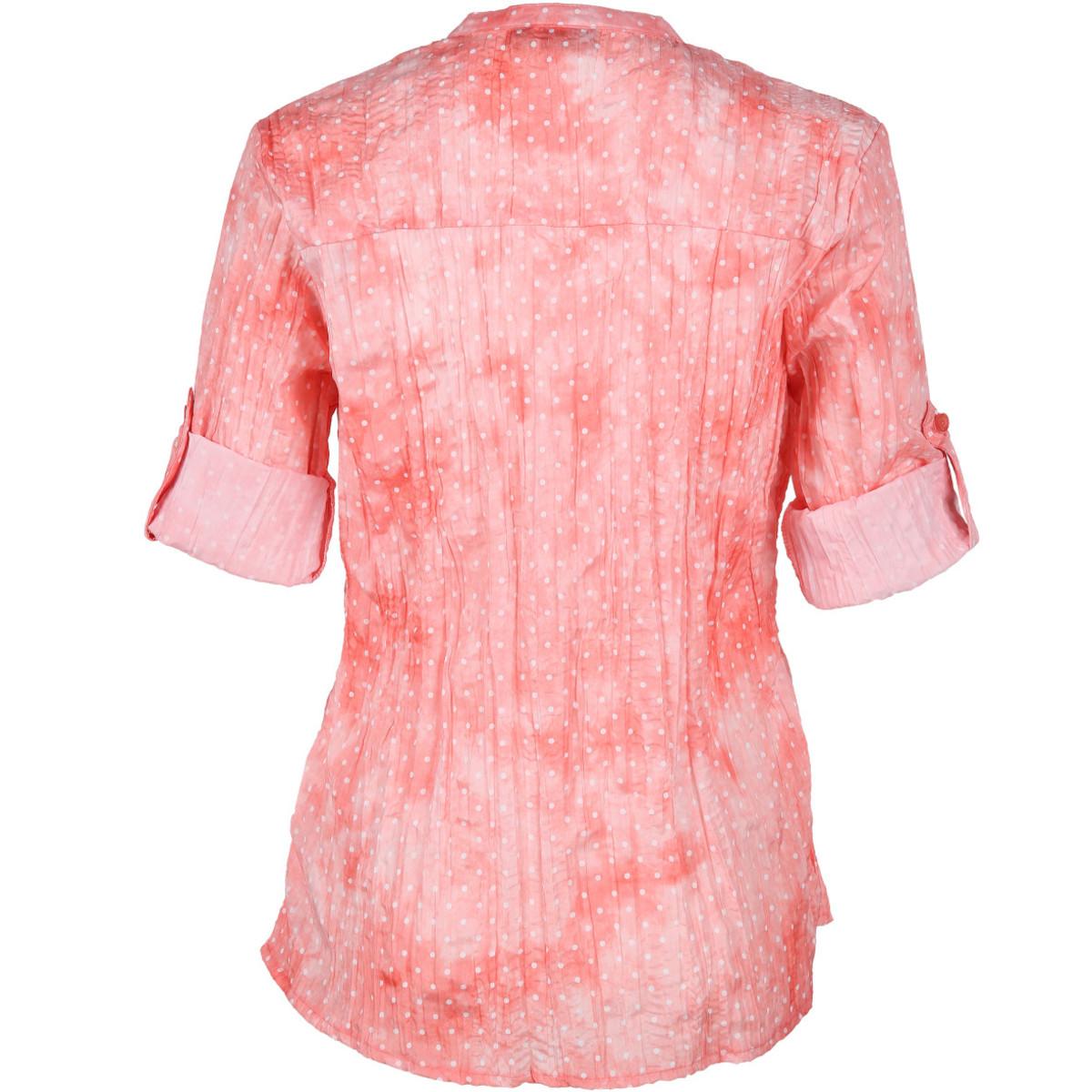 Bild 2 von Damen Bluse in Crash Optik