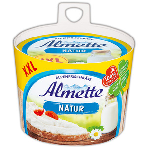 Almette Alpenfrischkäse