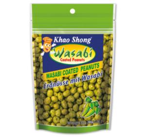 KHAO SHONG Erdnüsse mit Wasabi