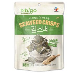 BIBIGO Seaweed Crisps