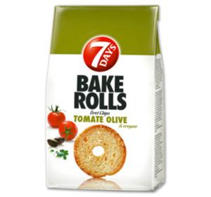 7 DAYS Bake Rolls