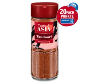 TASTE OF ASIA Asiatische Gewürzzubereitung