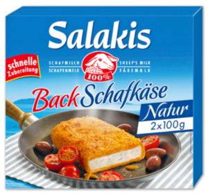 SALAKIS Back-Schafkäse