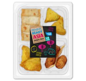 PENNY READY Asia Snack Box