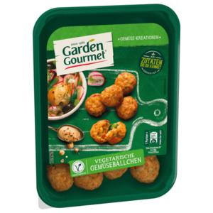 Garden Gourmet Vegetarische Fertiggerichte Vegetarische Gemüsebällchen 200g