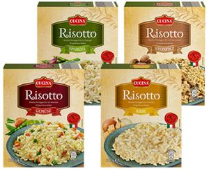CUCINA®  Risotto-Gericht
