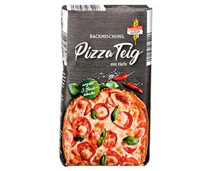 MÜHLENGOLD Backmischung Pizzateig