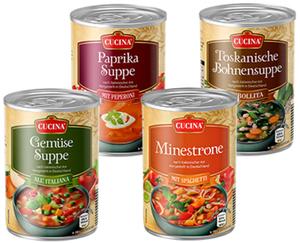 CUCINA®  Italienische Suppe