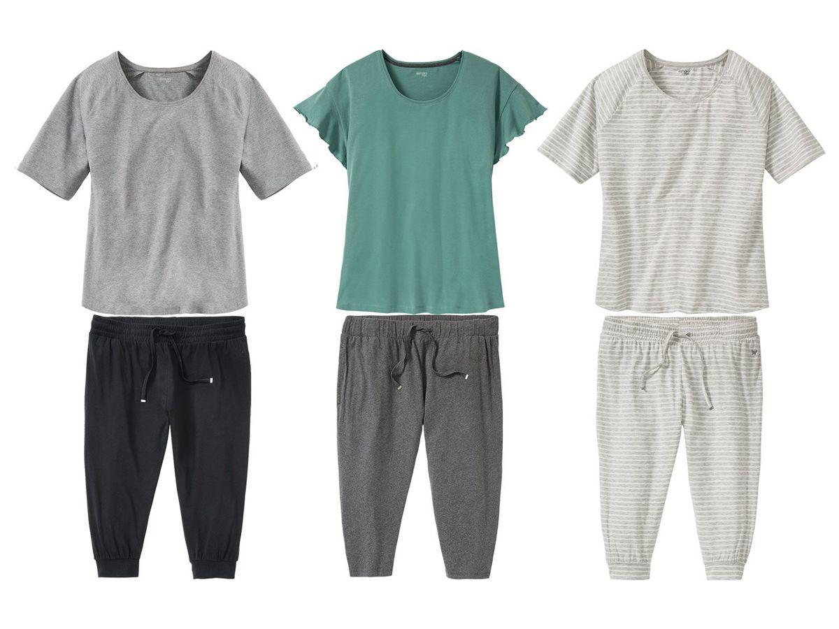 Bild 1 von ESMARA® Lingerie Damen Pyjama